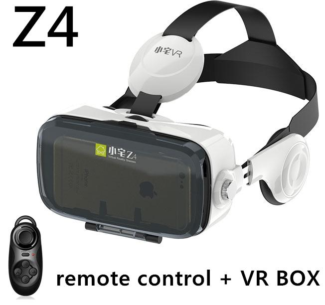 b0848b2158a VR BOX BOBOVR Z4 Headphones 3D Glasses Virtual Reality Goggles Google  Cardboard With Headset For IOS   Android 4.7 6 Smartphone Pc 3d Glasses Tv  3d Glasses ...