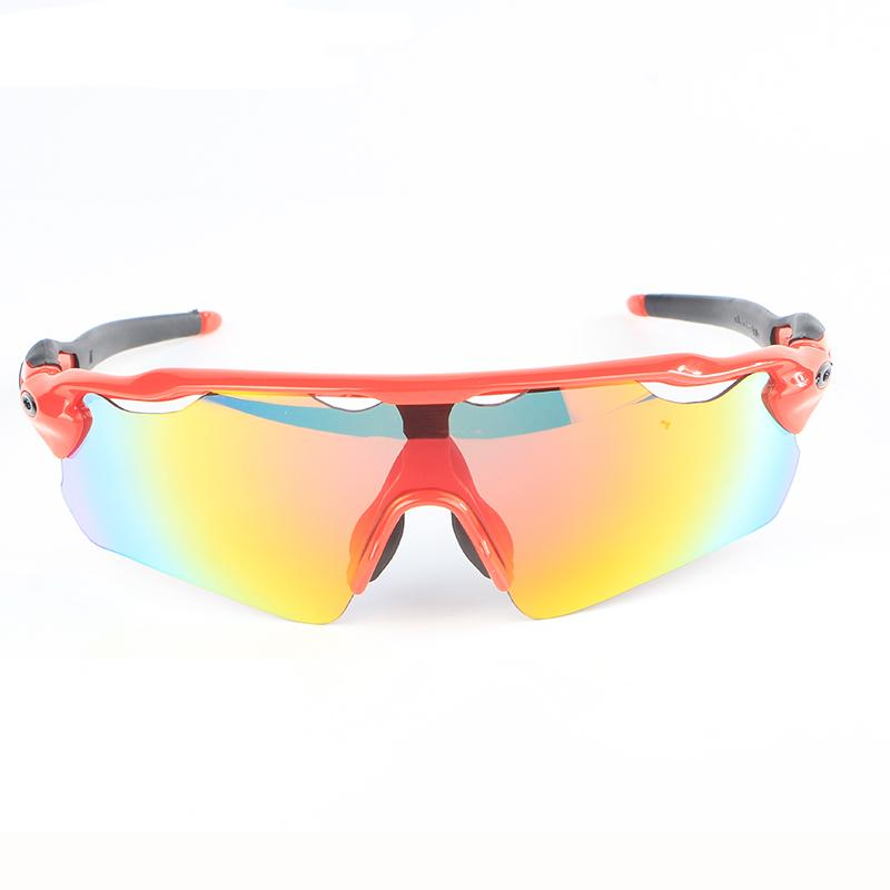e7895d7cfa Cycling Eyewear UV400 Mountain Bicycle Glasses Polarized 5 Lens ...