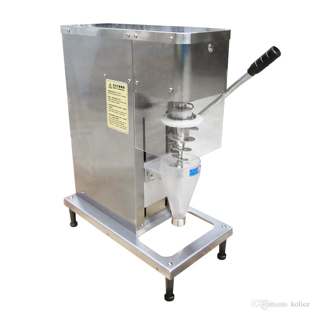 Free shipment to door frozen yogurt blending machine gelato ice cream mixer machine frozen yogurt blender machine for ice cream store, hotel