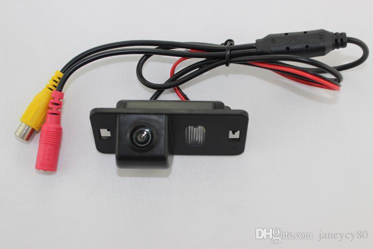 HD CCD Câmera de visão Traseira Do Carro para BMW E46 E39 BMW X3 X5 X6 E60 E61 E62 E90 E91 E92 E53 Night Vision Estacionamento Câmera de Backup Reversa