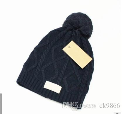 d4963f3550443 Winter Classic Head Warmer Sport Skull Hat Rib Cable Knitted Beanies For  Adults Mens Womens Slouchy Yarn Thick Snow Cap Ski Hats Newborn Hats From  Ck9866
