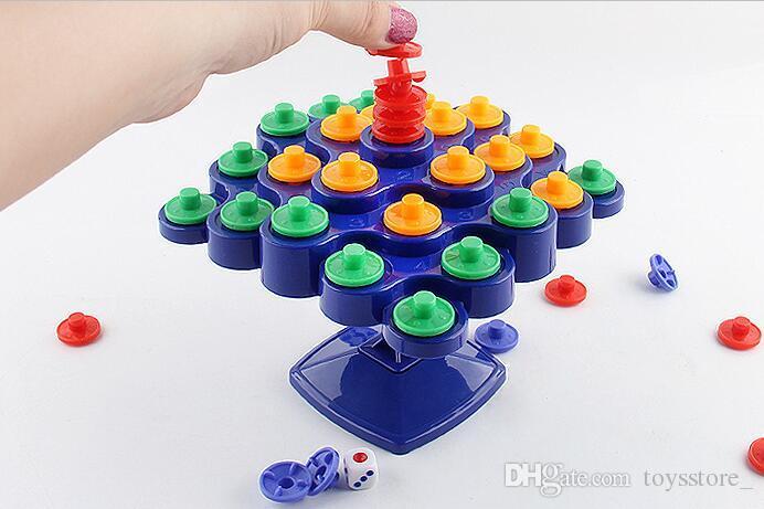 kids toys Colorful Building Blocks Toy Snowflakes Connect Interlocking Plastic Block Puzzle Games Educational DIY PlasticToys