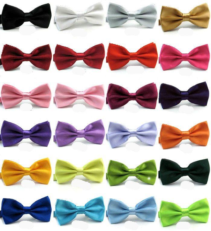 Marine Many Colors Mens Solid Satin Cummerbund /& Bow Tie Set