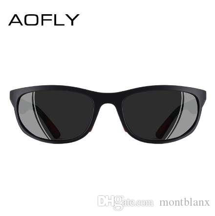 13293400bc33 AOFLY BRAND DESIGN Polarized Sunglasses Men Women Driving Male Sun Glasses  Fishing Sport Style Eyewear Oculos Gafas AF8104 Cool Sunglasses Custom  Sunglasses ...