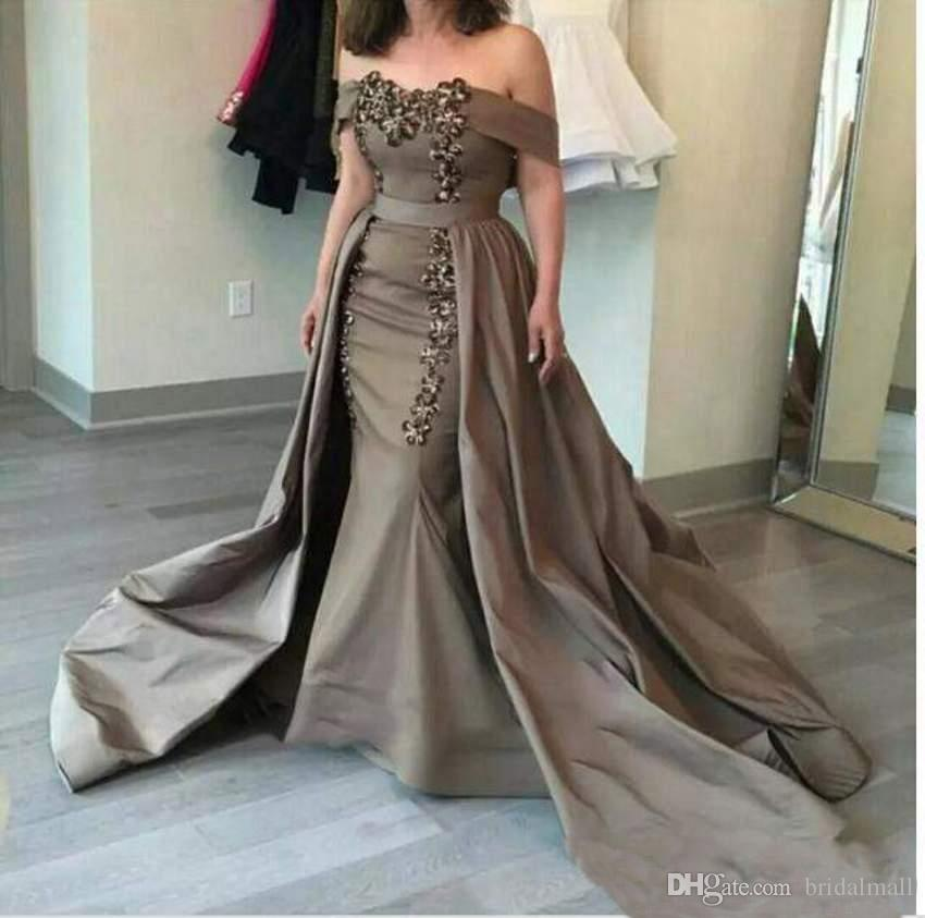 Mother Of The Bride Outfits Wedding Occasionwear 2019: Plus Size 2019 Sexy Mother Of The Bride Dresses With Sash