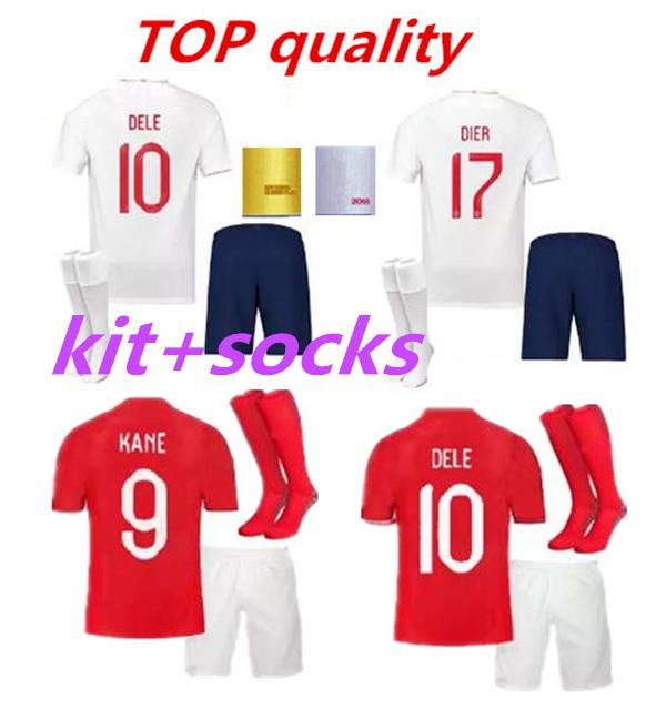 new products e0b75 aced0 england 8 barkley away soccer country jersey