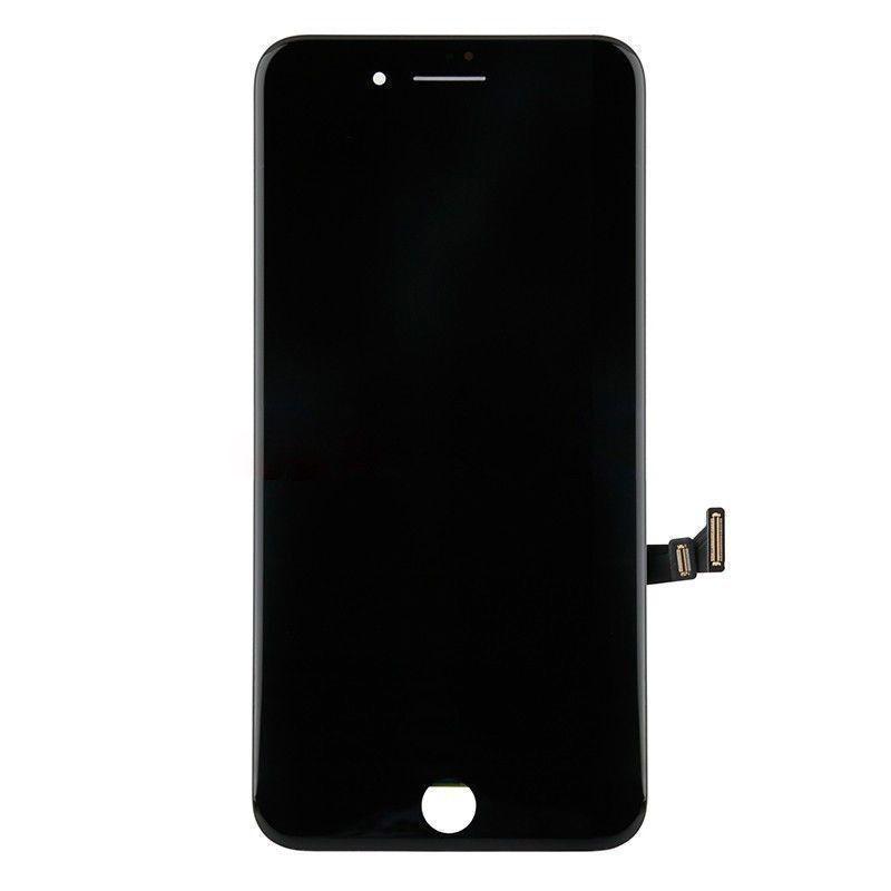 Grau a +++ para iphone 8 plus display lcd touch screen digitador assembléia completa com quadro 3d touch preto branco atacado frete grátis