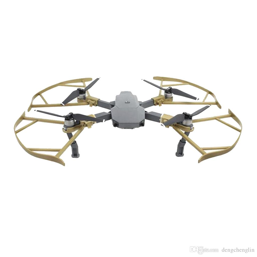4 stücke Für DJI Mavic Pro 8330 Propeller Schutz Schutzklinge Protector für DJI Mavic Pro Quadcopter Zubehör kostenloser versand