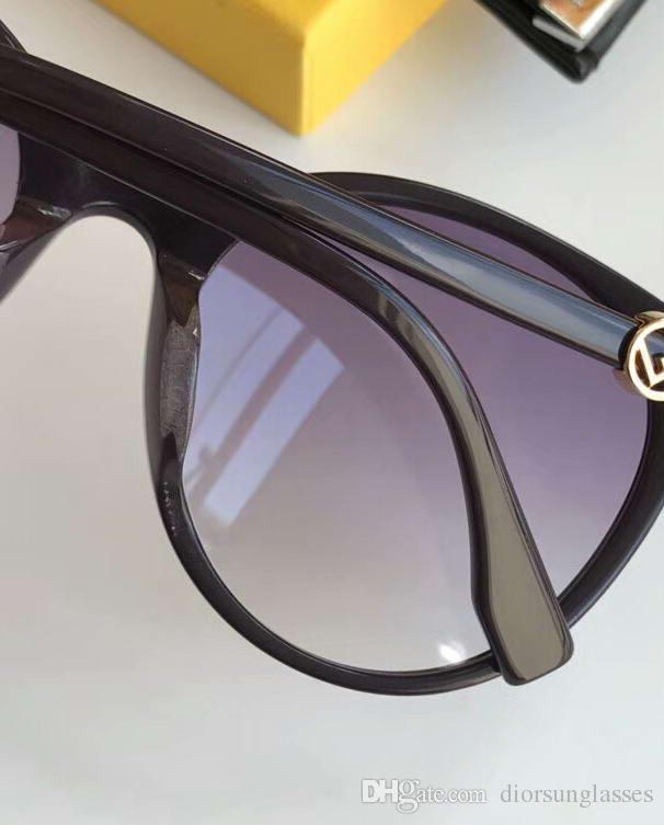 Frauen Männer Polly / S Rose Gold Cat Auge Sonnenbrille Fashion Designer Marke Sonnenbrillen Brillen Neu mit Fall NUM2018FF6