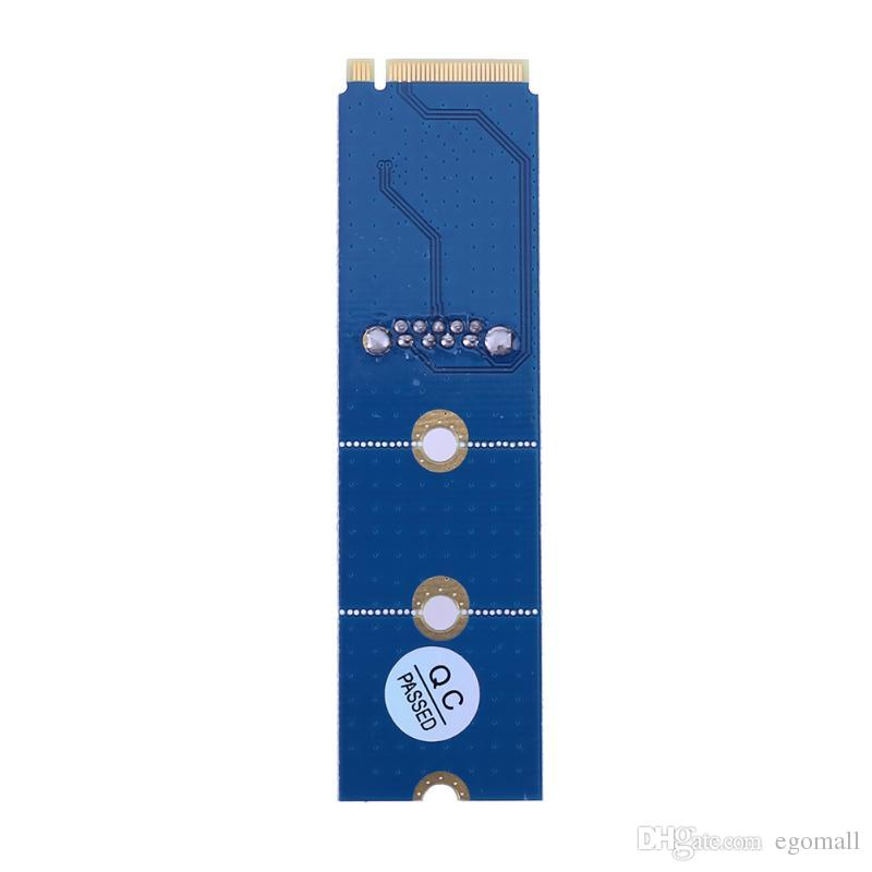 NGFF M.2 to PCI-E PCI Express X16 Slot Transfer Card Mining PCIe Riser Extension Card VGA Cable Strengthen Power Supply