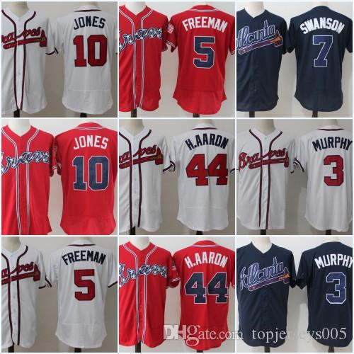 newest fbe21 28738 cheap chipper jones jersey