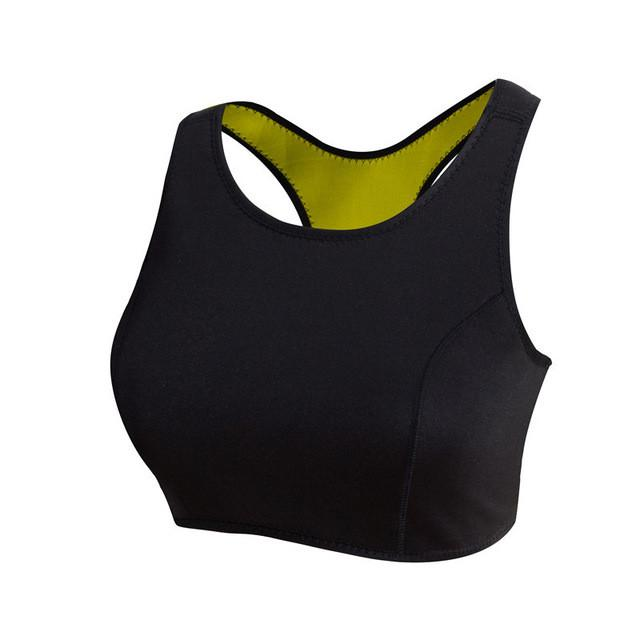 f36dc3636557a 2019 Women Fitness Yoga Sports Bra For Running Gym Adjustable Spaghetti Straps  Padded Top Seamless Top Athletic Vest From Shanquanwat