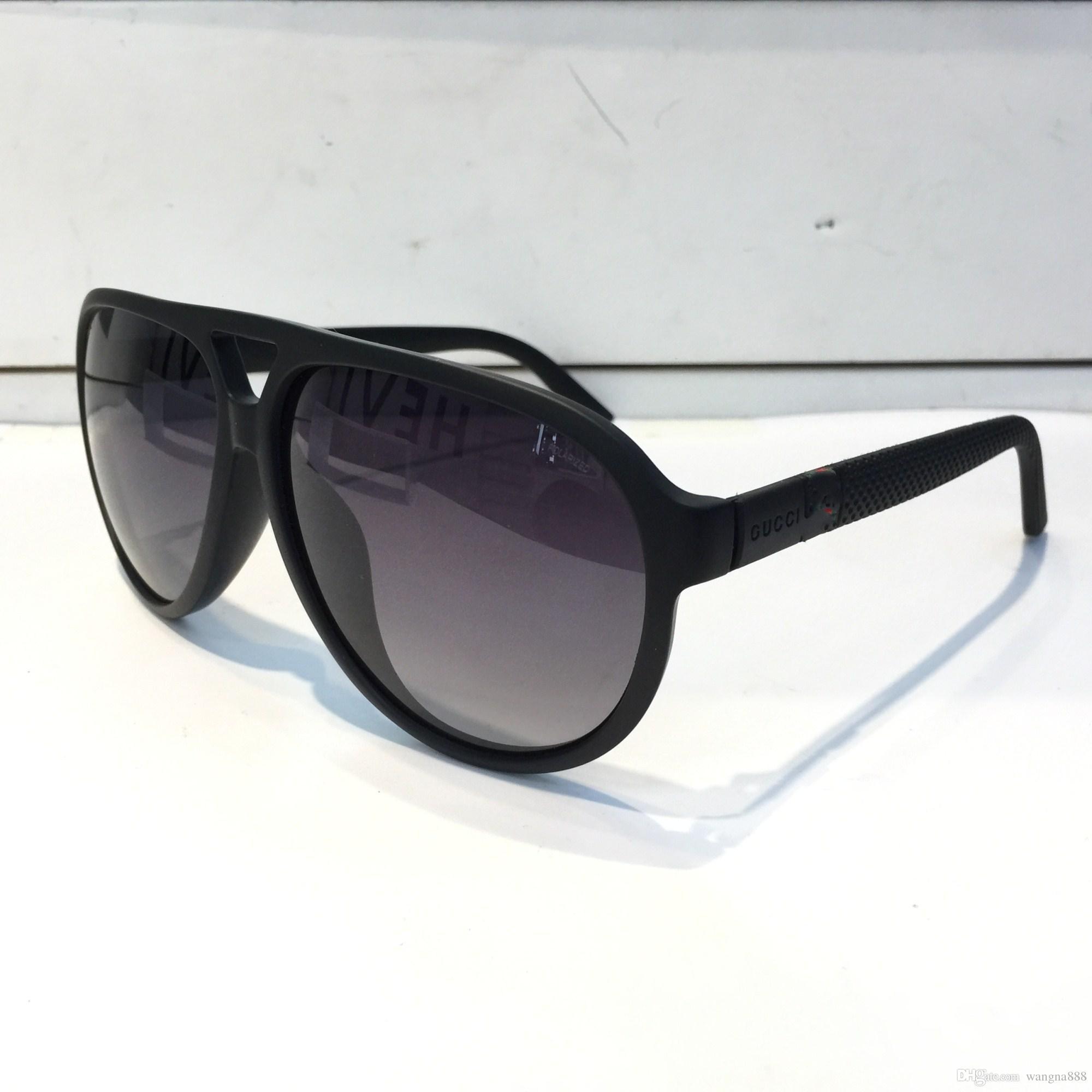 d6781574dcd6 Luxury 1065 Sunglasses For Men Design Fashion Sunglasses Wrap Sunglass Oval  Frame Coating Mirror Lens Carbon Fiber Summer Style With Case Cat Eye  Sunglasses ...