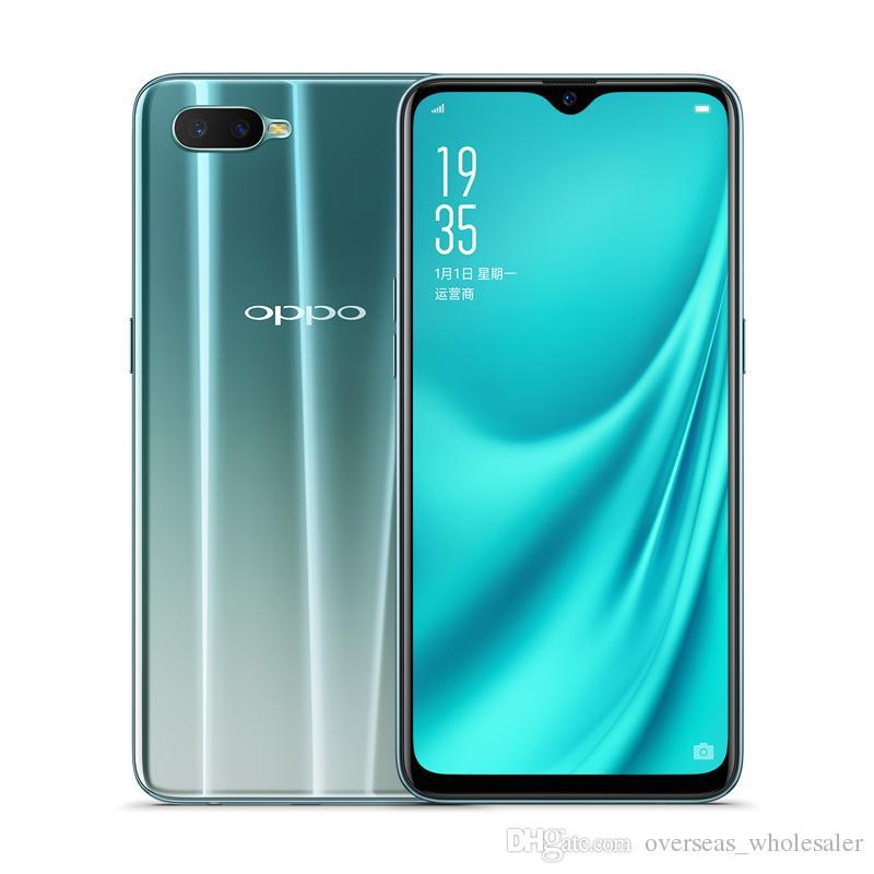 Original OPPO R15X 4G LTE Cell Phone 6GB RAM 128GB ROM Snapdragon 660 Octa  Core 25 0MP 6 4inch Full Screen Fingerprint ID Smart Mobile Phone