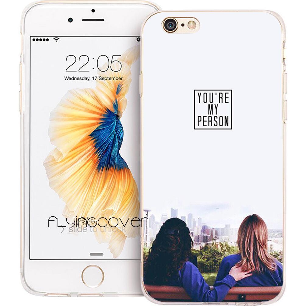 coque iphone 8 plus grey s anatomy