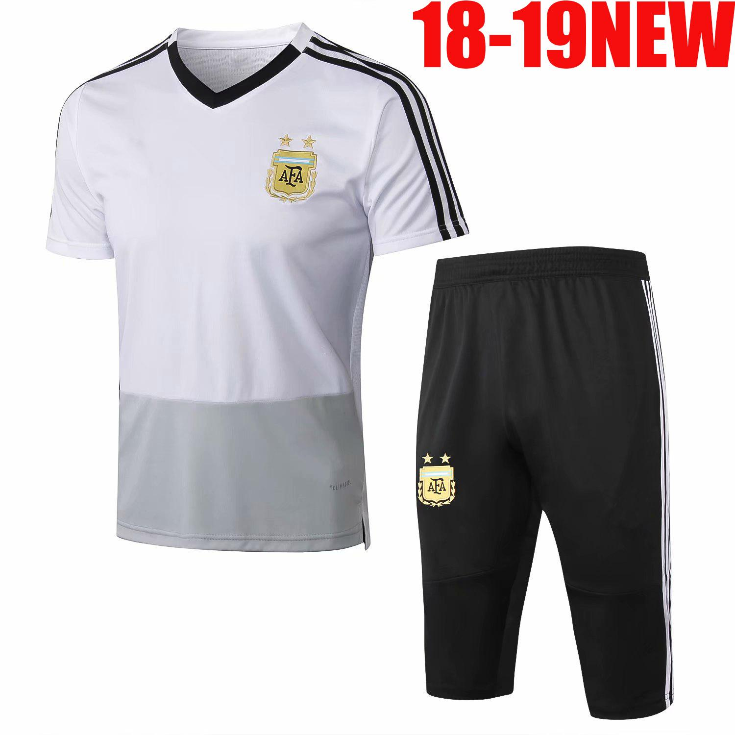 83ead805509 2019 2018 2019 World Cup Soccer Spain Polo Shirt 18 19 Colombia Belgium  Argentina Custom Adult Football Training Suit From Jerseys aaa