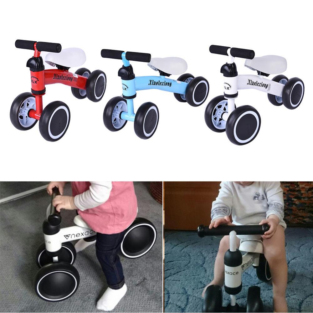 2019 New Children S Three Wheeler Balance Bike Kids Scooter Baby