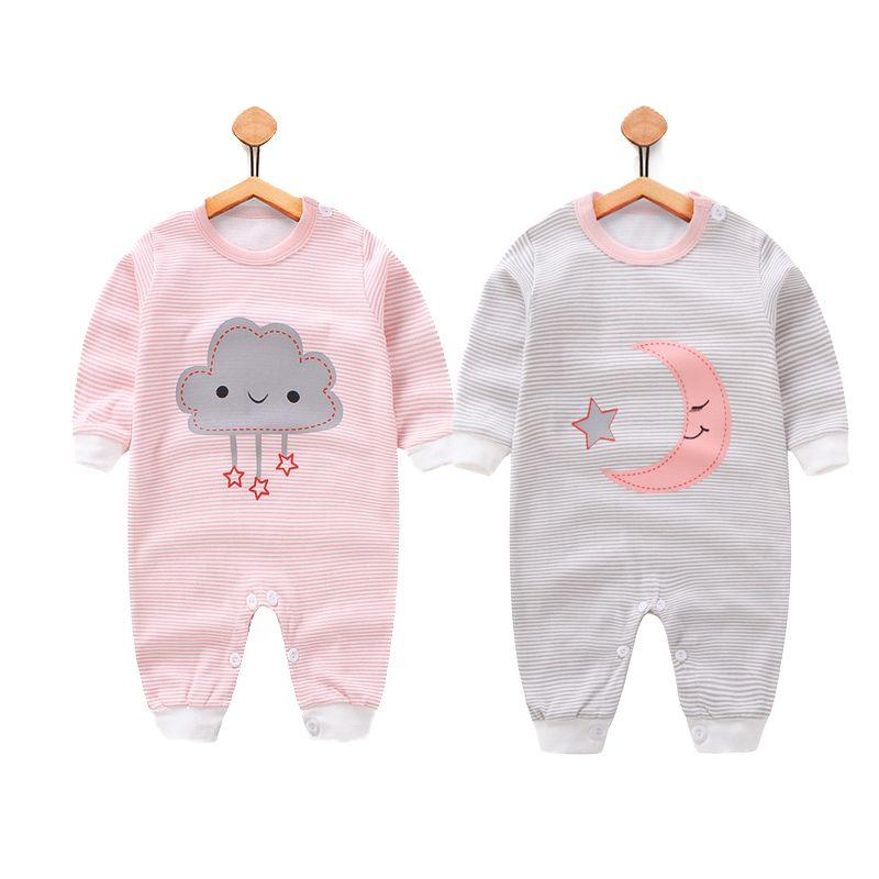 cbcd9058b890 Winter Newborn Baby Romper 2017 New Girls Clothing Roupa Infant ...