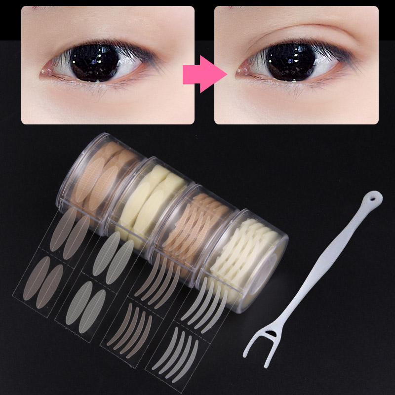 Eyelid Paste Invisible Eyelid Tapes Natural Breathable Stickers