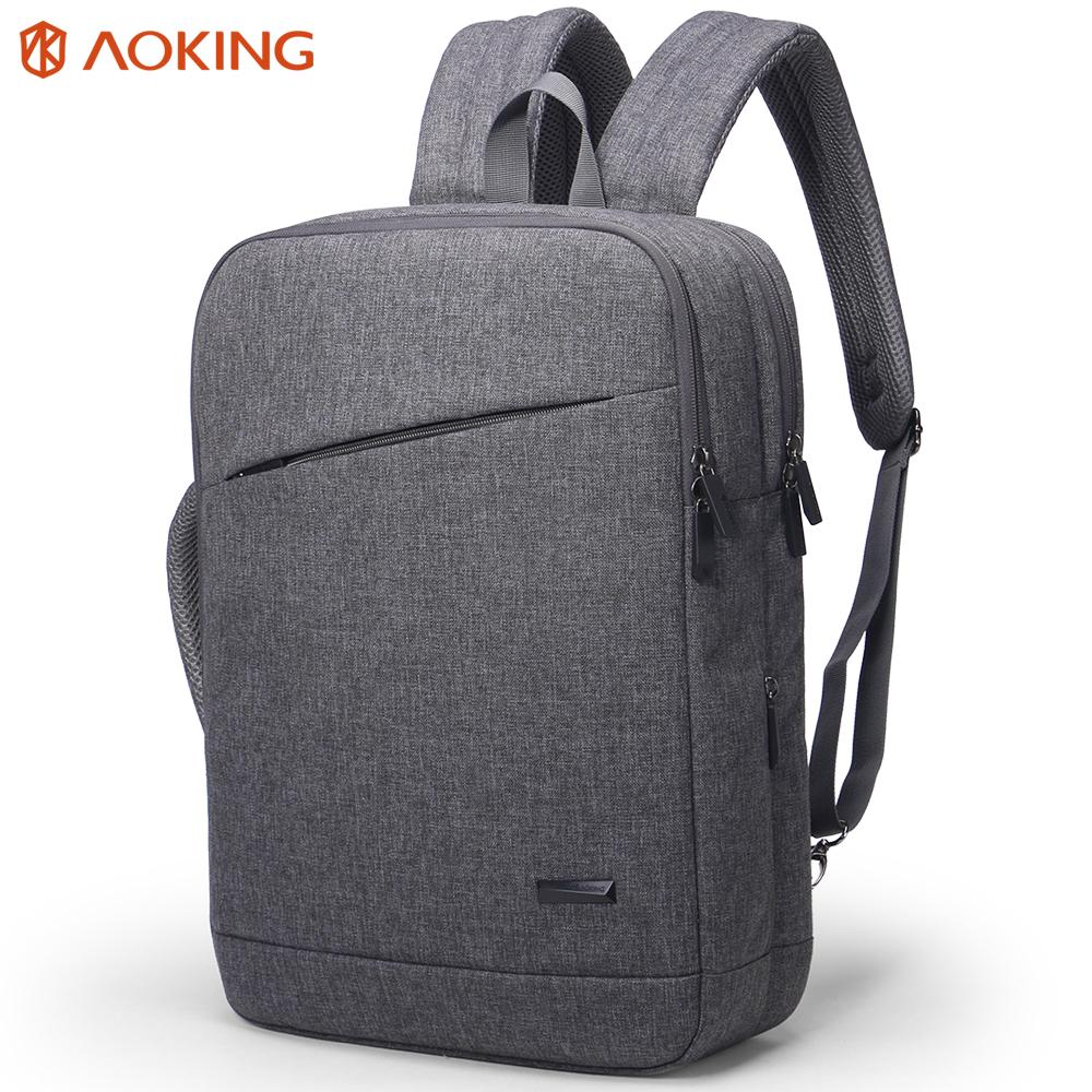 6245d52e65e9 Aoking New Multifunctional Nylon Backpacks 15.6 Inch Laptop Backpack Men  Backpack For College School Stylish Business Gregory Backpacks Army Backpack  From ...