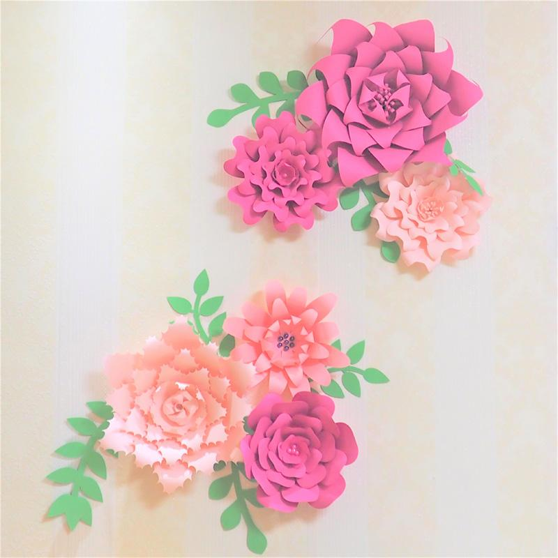 2018 giant paper flowers backdrop leaves wedding event baby 2018 giant paper flowers backdrop leaves wedding event baby nursery decorative artificial large flower 17 options from diyunicornflowers 598 dhgate mightylinksfo