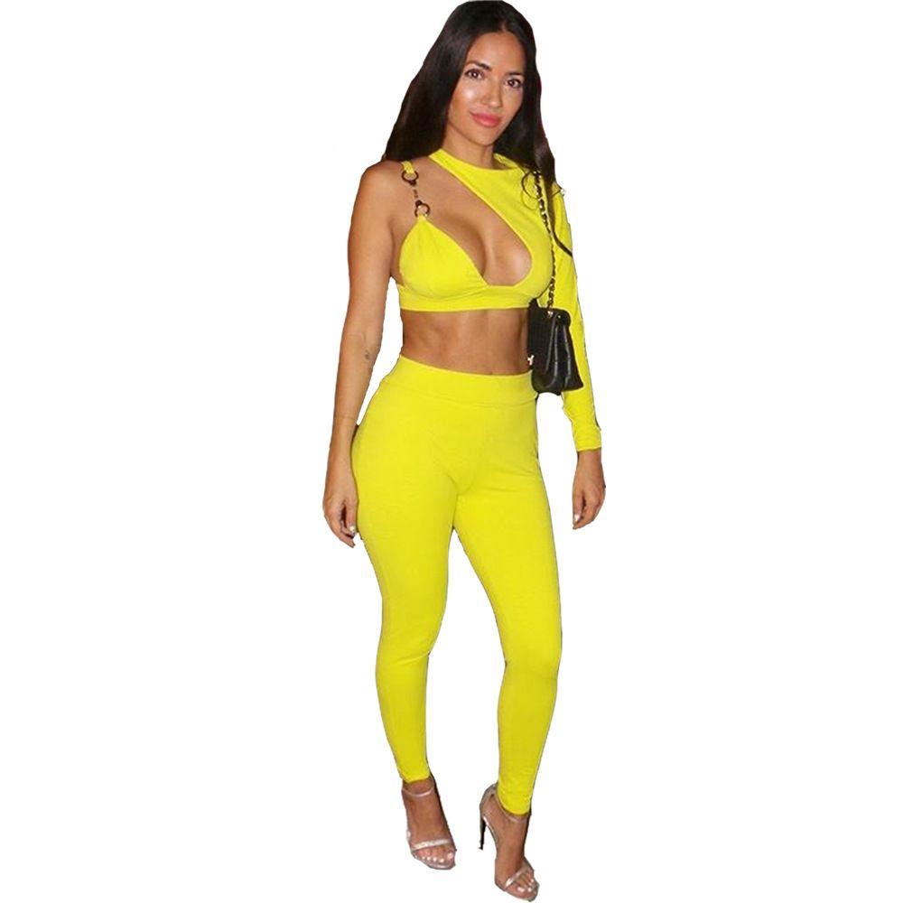 f04677660b0b Hot Sale Full Length Rompers Women Jumpsuit Strap One Shoulder ...