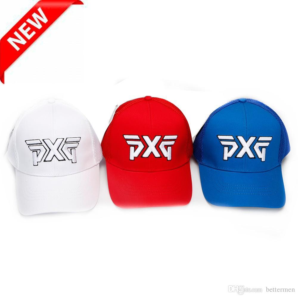 b40df0ecfb7 2018 New PXG Golf Cap Professional Hat Cotton Golf Ball Cap High Quality  Men Women Golf Hat Breathable Sports Golf Cap PXG Golf Cap Online with   15.89 Piece ...