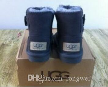 2e55b6ca501 UGG 5991 boot Winter waterproof childrens snow boots warm Christmas winter  girls boys kids boots Australian snow boots Baby Shoes