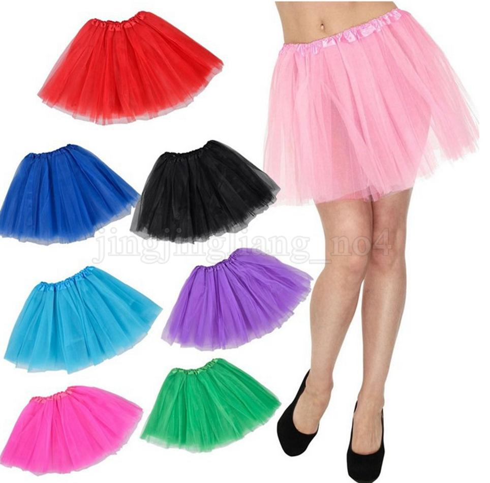 801bdeaa59 Tutu Skirts Women Ballet Dancing Skirts Adults Elegant Pettiskirt Tulle  Lace Bubble Skirt Party Costume Princess Women's Clothing MMA131