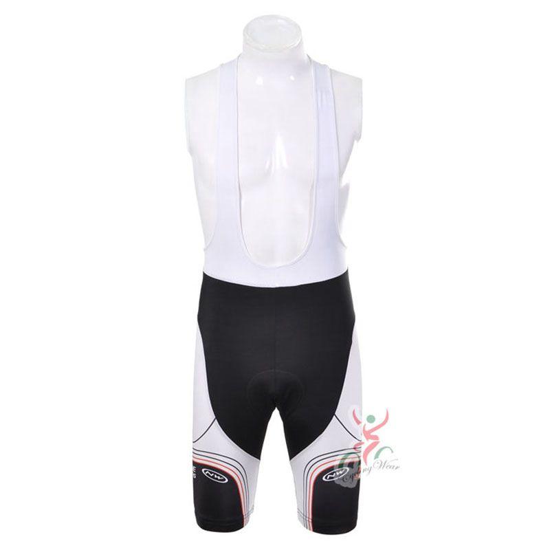 NW team Cycling Shorts Bicycle Bib Short Pants 3D Padded Underwear Bicycle Cycling Men Cube Shortt D1912