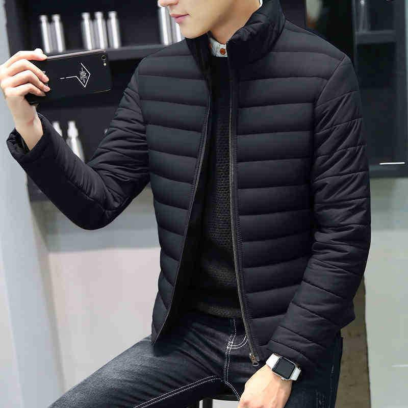fc81d0f00e5 2019 Jackets And Coats 2018 Casual Winter Jackets Men Mens Thick Parka Men  Outwear Plus Size 5XL Jacket Male Clothing Clothes Tops From Beltloop