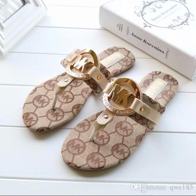 edf76b5e9dd8 The Stylish Sandals Of 2018 Are Available To Women Using A Fashionable  Luxury Designer Floral Print Men S And Women S Slippers. 35 42 Platform Heels  Black ...