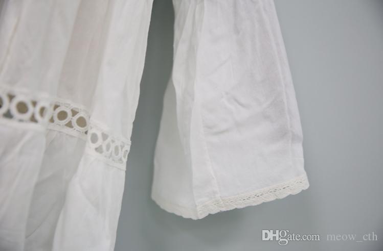 Bikini Cover Up Dentelle Creux Crochet Maillot De Bain Plage Dress Femmes 2018 D'été Dames Cover-Ups Maillot De Bain Beach Wear Tunique