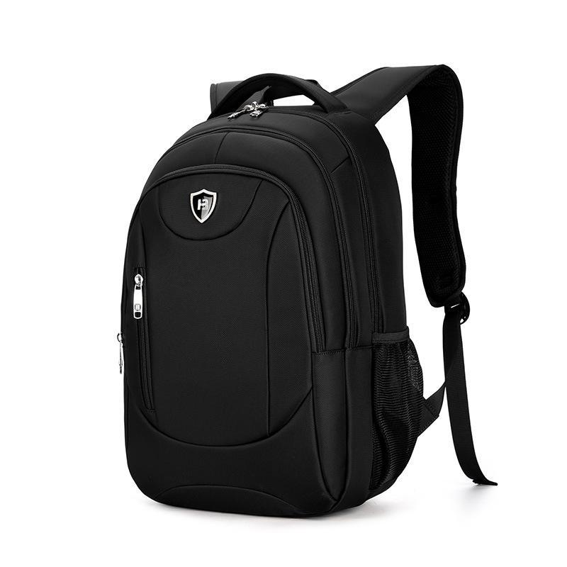 e90faee862 Oxford Waterproof Backpack Men 16 Large Capacity Laptop Schoolbag ...