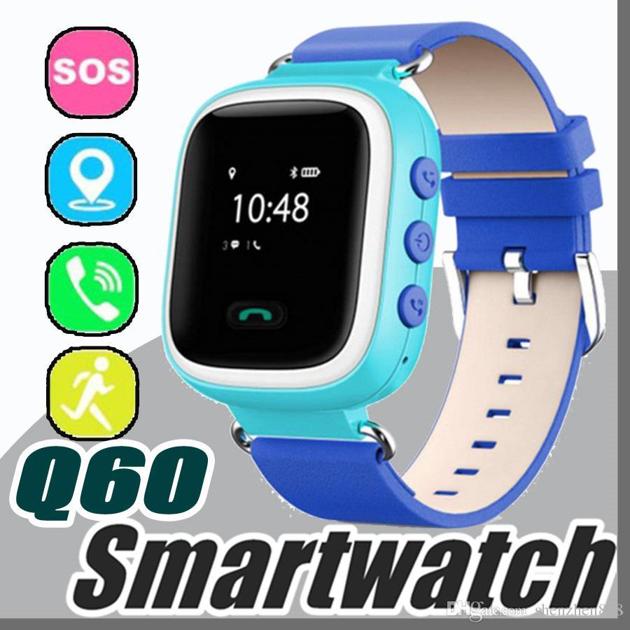 cb92f8b2124 2017 Q60 GPS GSM GPRS Smart Watch Reloj Intelligente Locator Tracker Anti  Lost Remote Monitor Smartwatch Best Gift For Children Kids BB BS Best Cheap  ...