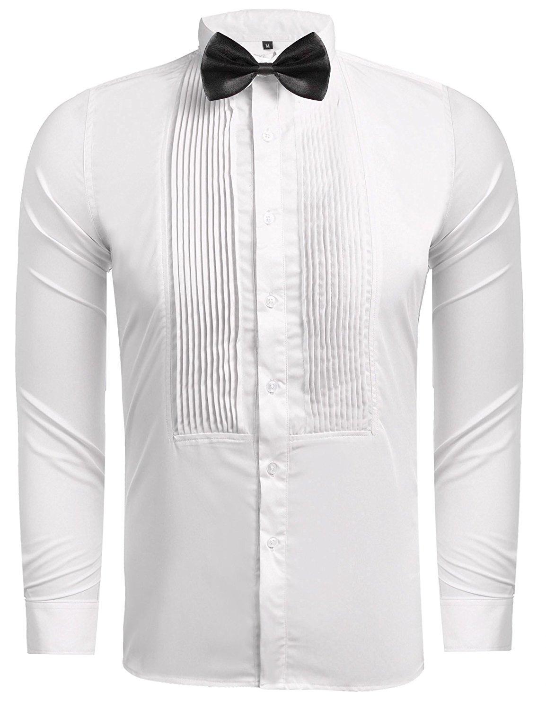 2019 year style- White stylish dress shirts