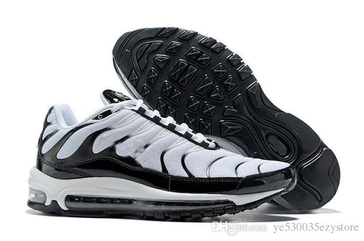 the best attitude a17ed e6cf3 Acheter 2018 Nike Père De La Coupe Du Monde De Football Mercuial TN Soles  Plus 2 Chaussures De Course De Sport Sport Femme Homme Chaussures Trainger  Shox ...