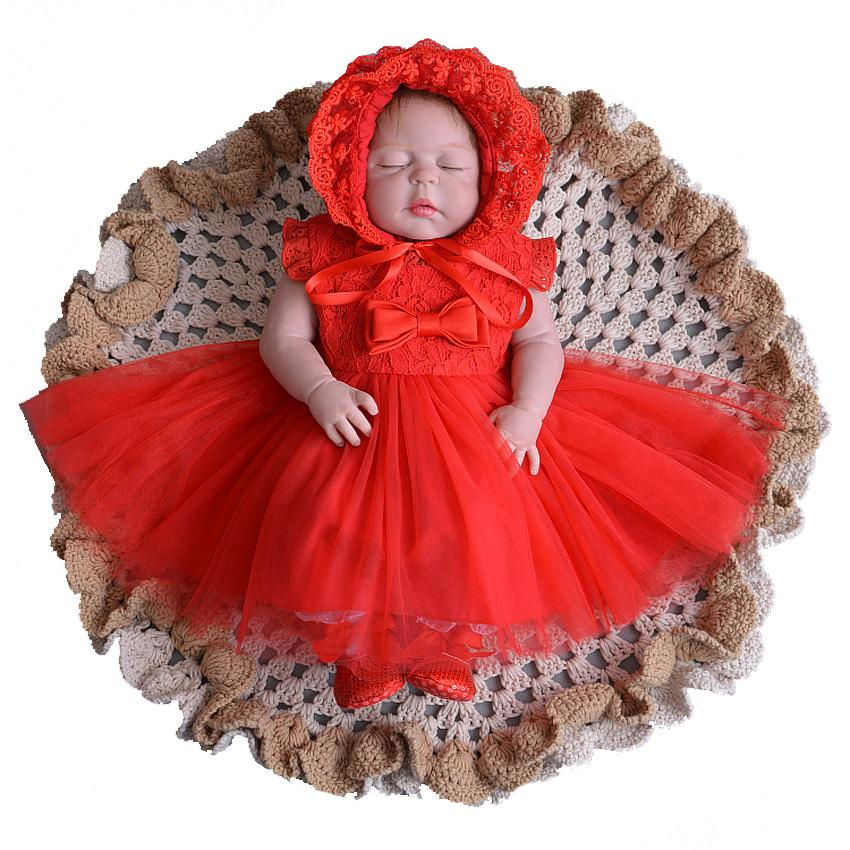 521164574a588 Formal 2018 Newborn Baby Girl Dress Babies 1 2 Year Birthday Outfit  Beautiful Princess Christening Gown Toddler Baptism Costumes