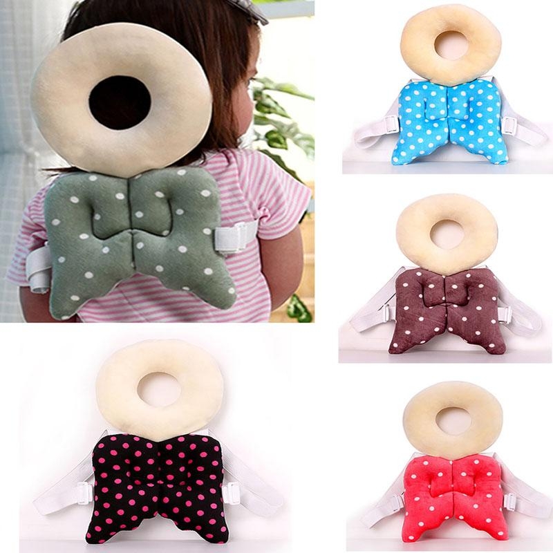Wings Baby Head Protection Pad Toddler Headrest Pillow Baby Neck
