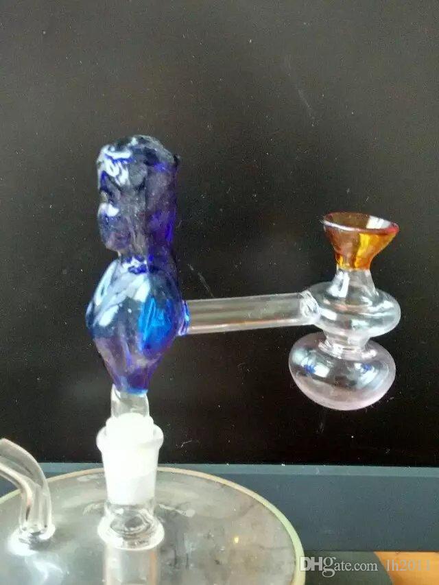 Filtro de embudo de belleza Venta al por mayor Bongs de vidrio Quemador de aceite Tubos de agua de vidrio Plataformas de aceite Fumar gratis