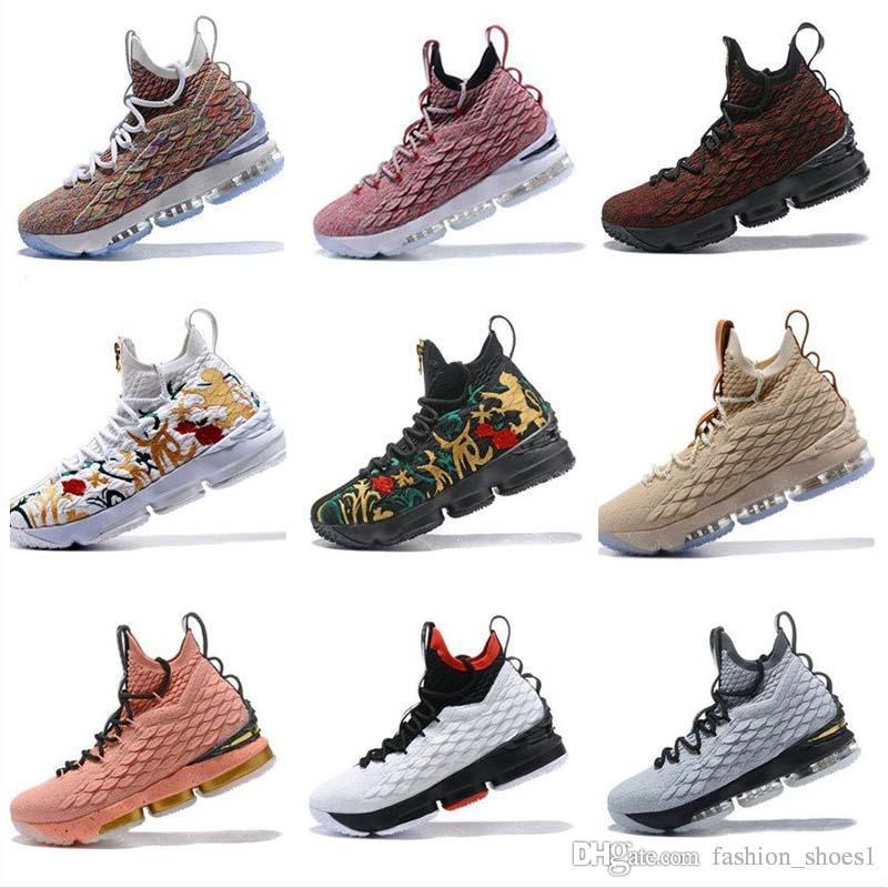 buy online 813a0 33c7a Everything2018 New XV Lebron 15 Equality BHM Graffiti Mens Basketball  Running Designer Luxury Brand Sports Shoes For Men Trainers Sneakers Kids  Shoes Sales ...