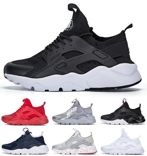 6ea5718c4c54 Huarache 4 4.0 Runner Air Shoes Men Women Designer Casual Huaraches ...