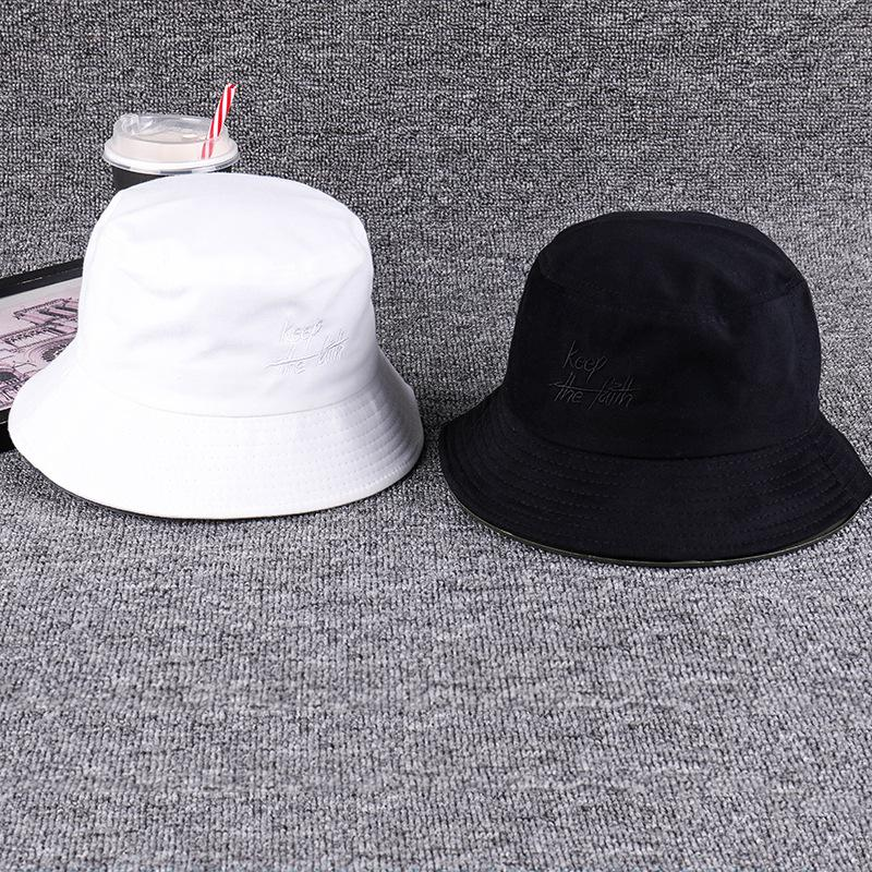 939c2984f74 Fisherman s Hat For Men And Women Korean Spring And Summer Leisure Wild Sun  Hat Outdoor Vacation Couple Bucket Hats Basin Caps Winter Hats Hats For Men  From ...