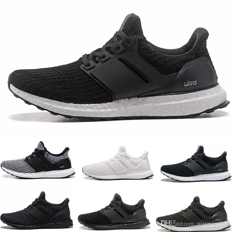 d5b1a8716 Acquista Miglior Qualità Ultra Boost 4.0 Core Primeknit Runner Moda  Ultraboost Running Sneaker Scarpe Sportive Uomo Donna Eur36 45 A  75.38 Dal  Airsport668 ...