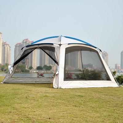 Acheter Tonnelle De Jardin 4Corners / Tente De Camping Multijoueur ...