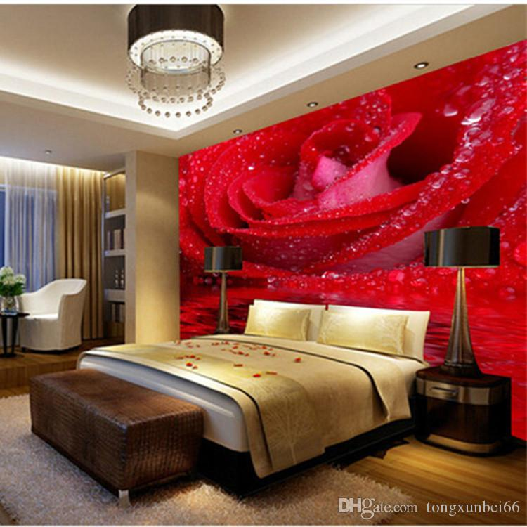 title | Red 3d Wallpaper For Wall Basement