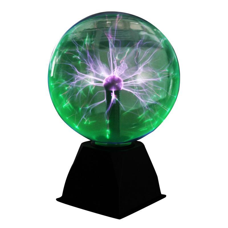 Topnotch Acheter Plasma Boule Lampe Globe Électrique Lampes Statiques Son XO19