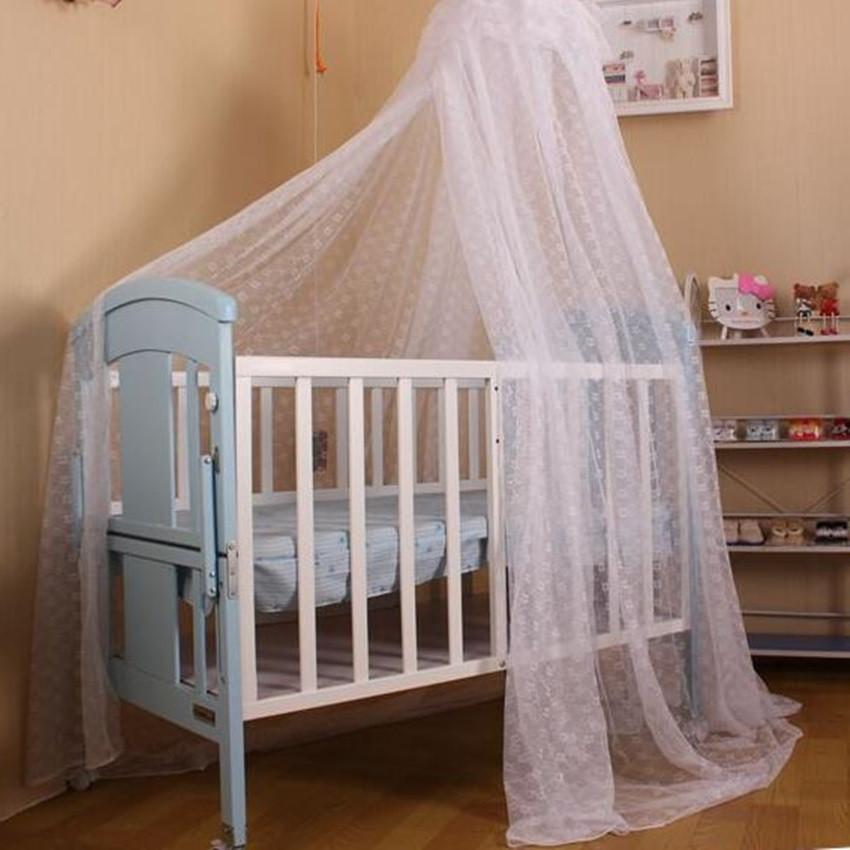 Baby Round Lace Curtain Dome Bed Canopy Netting Princess Mosquito Net Hangs  Bed Canopy Netting Canopy Net Bed Canopy Online With $25.05/Piece On  Tinayau0027s ...