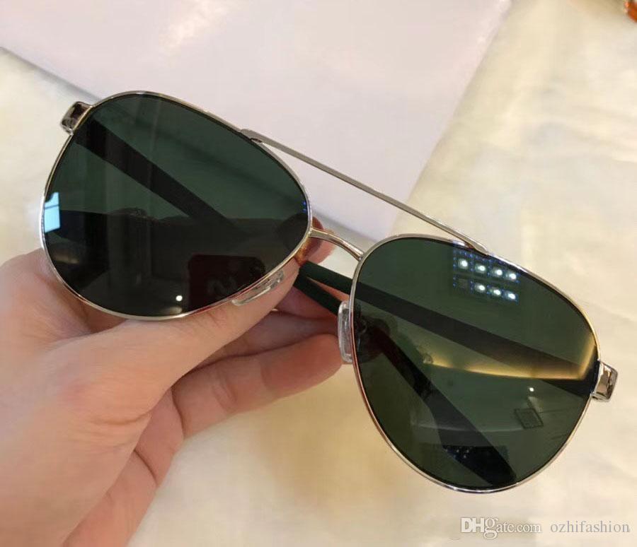 96381742cf112 Compre Eyewear Design Homens Polarizados Óculos De Sol Prada SPR 54T Da  Marca Designer SPR 54 T Marca De Luxo Do Vintage Óculos De Sol Oculos De Sol  ...