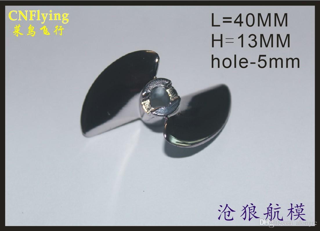 : RC model boats part 40mm metal PROPELLER for Volantexrc Vector80 V798-2